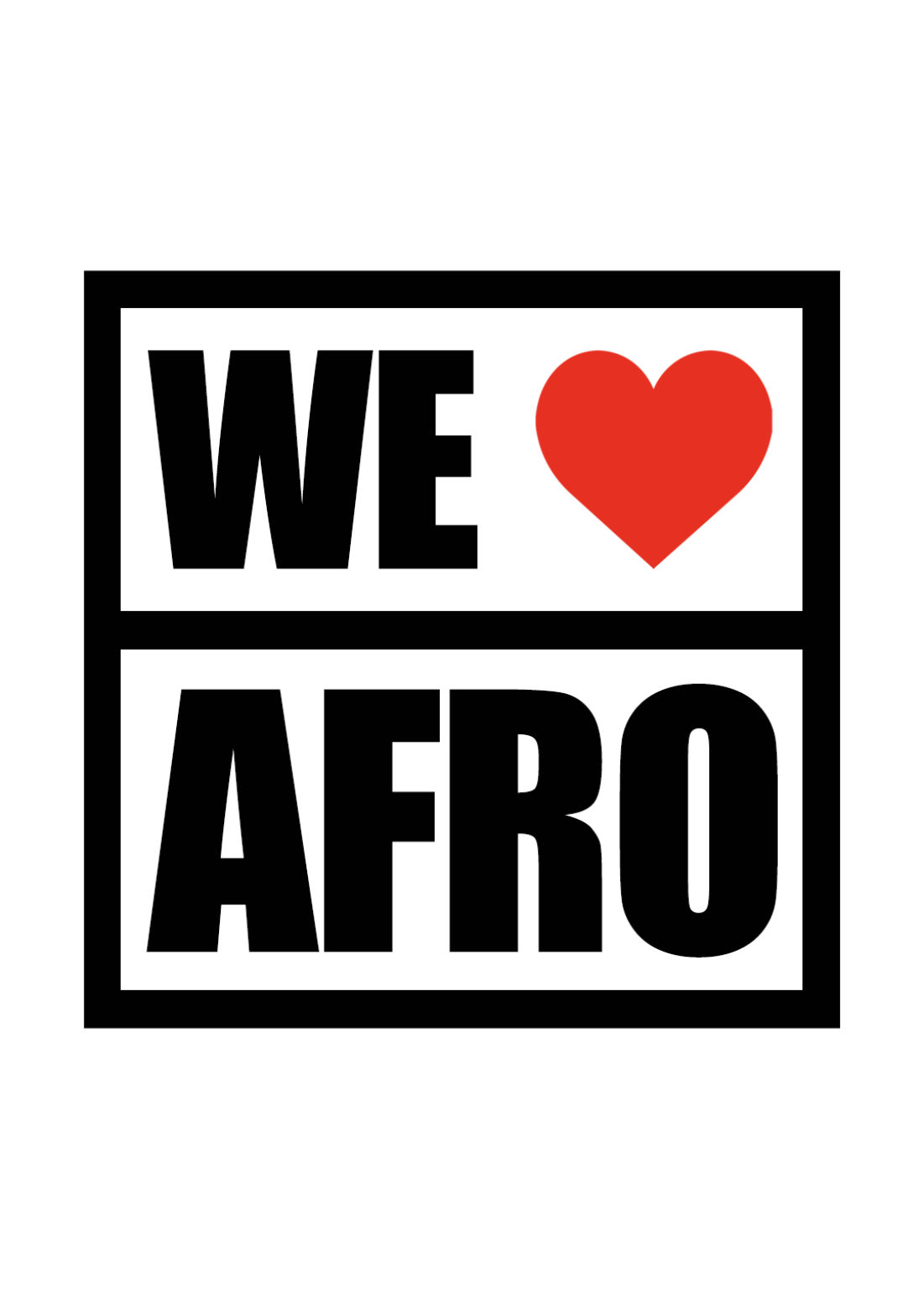 We Love Afro