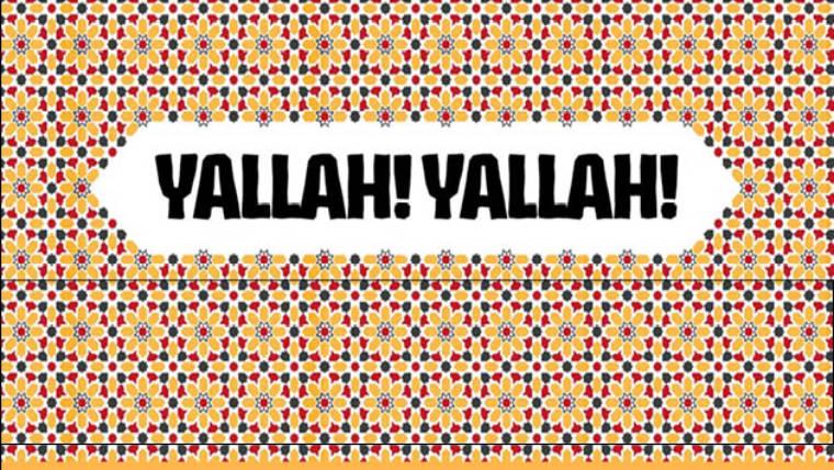 Yallah Yallah!