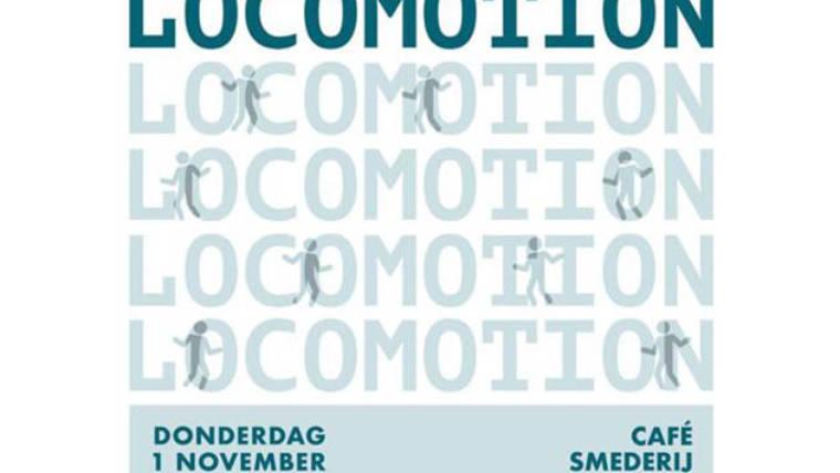 Locomotion x Club Smederij