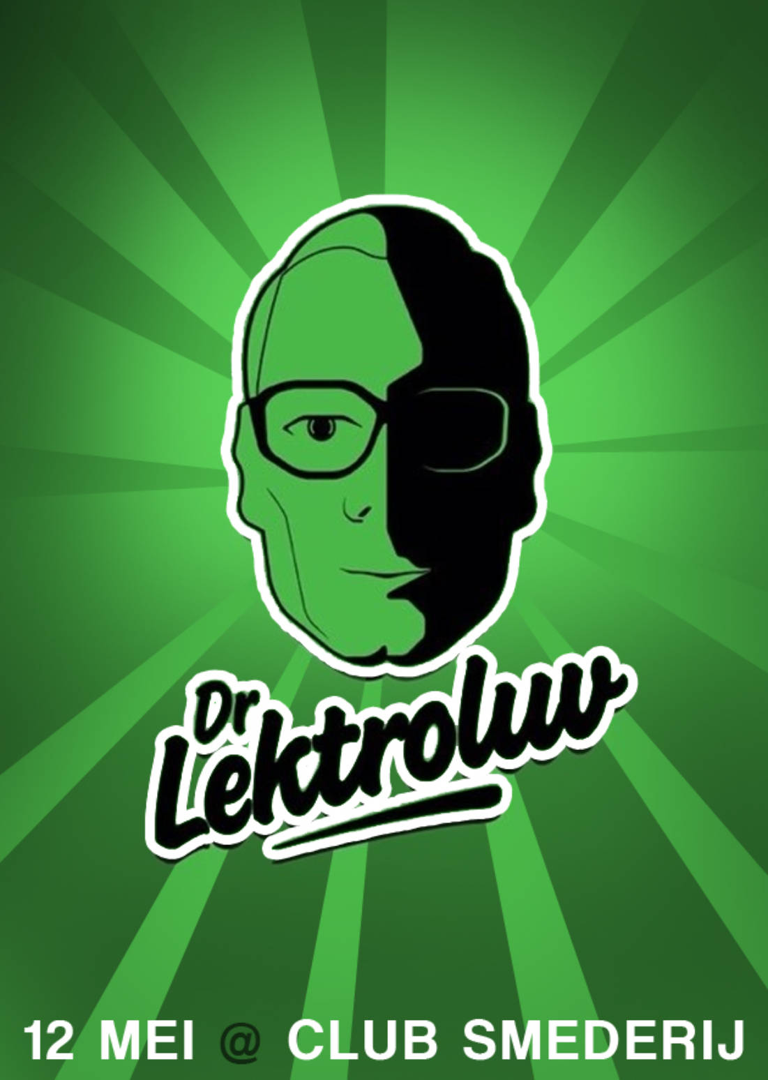 DR. LEKTROLUV  [SOLD OUT]