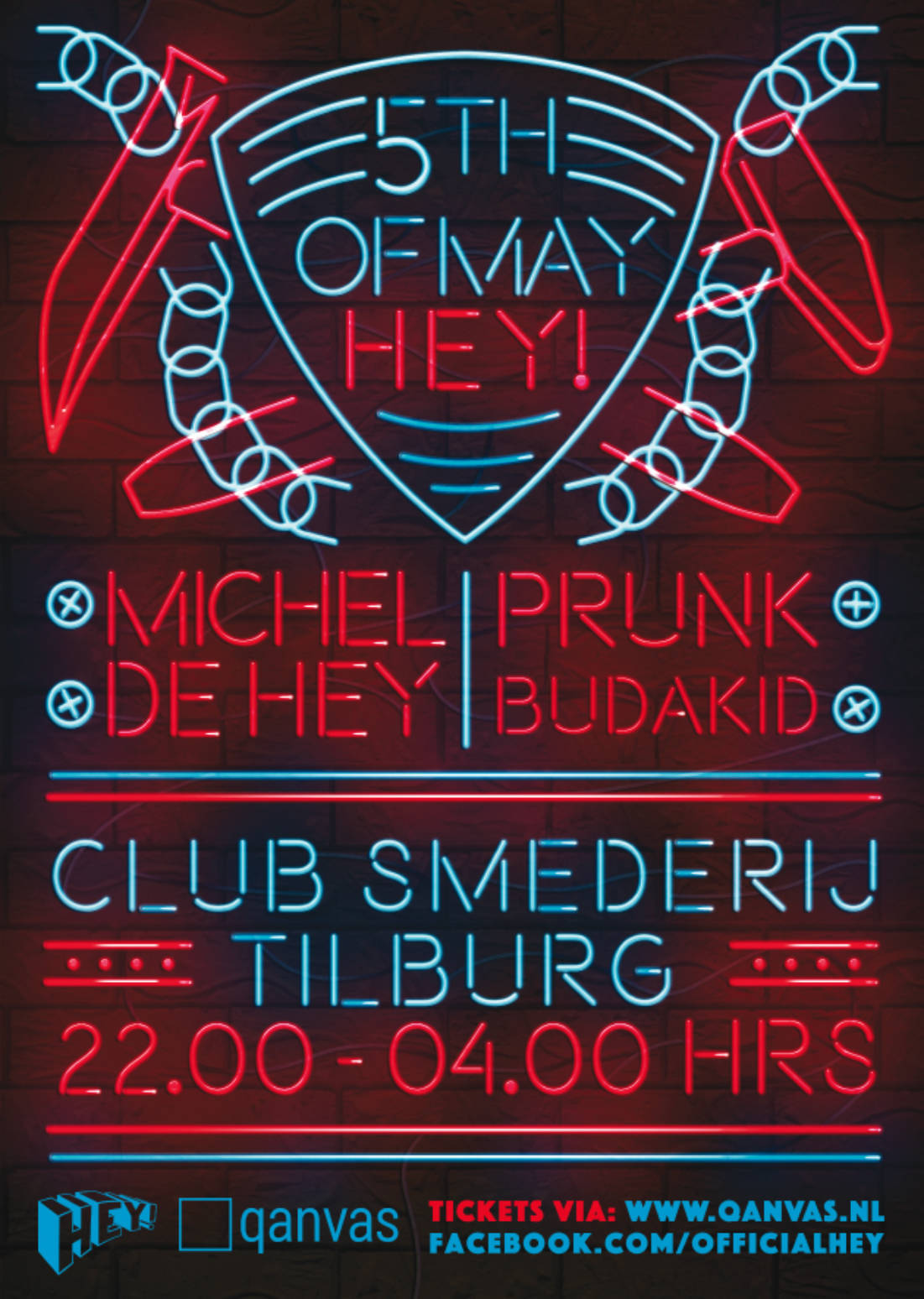 HEY!   MICHEL DE HEY & MORE