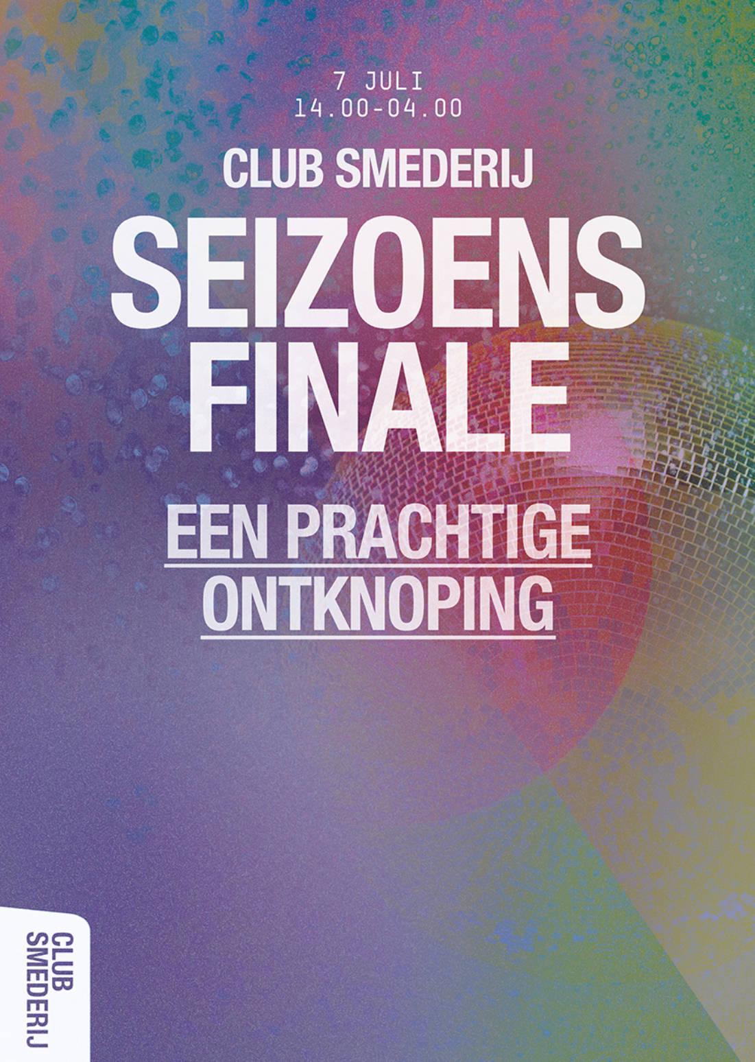 Club Smederij Seizoensfinale