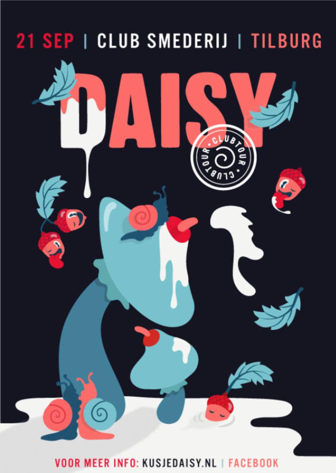 DAISY (uitverkocht)