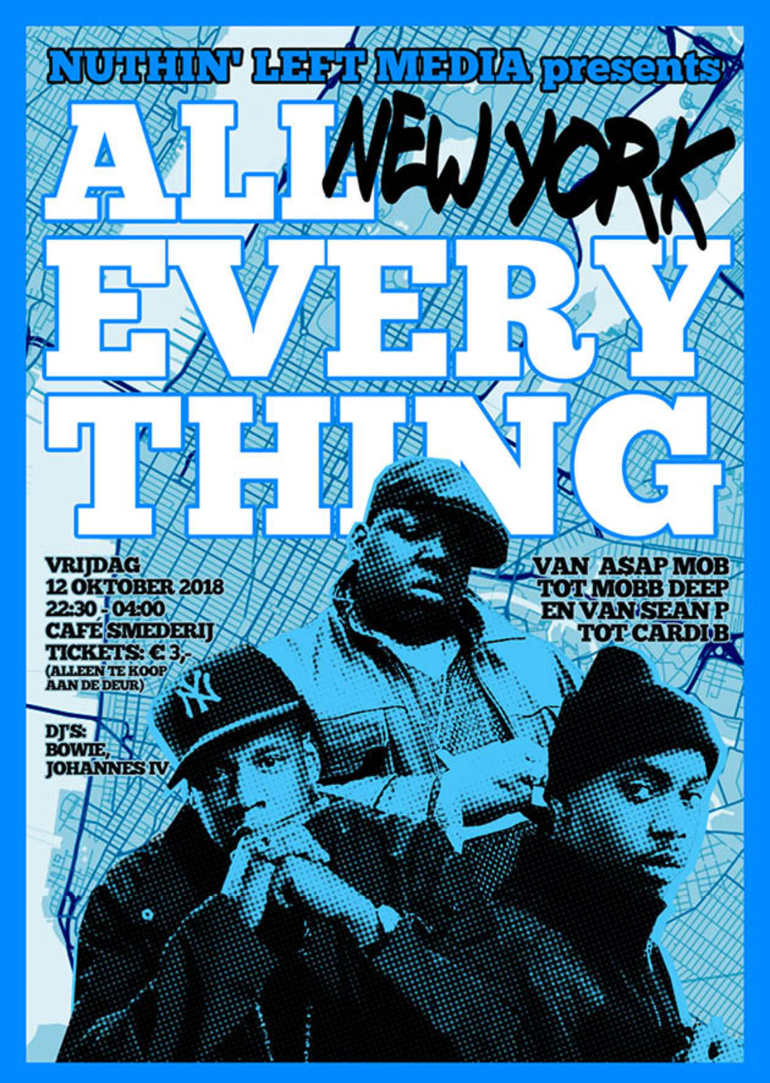 All New York Everything