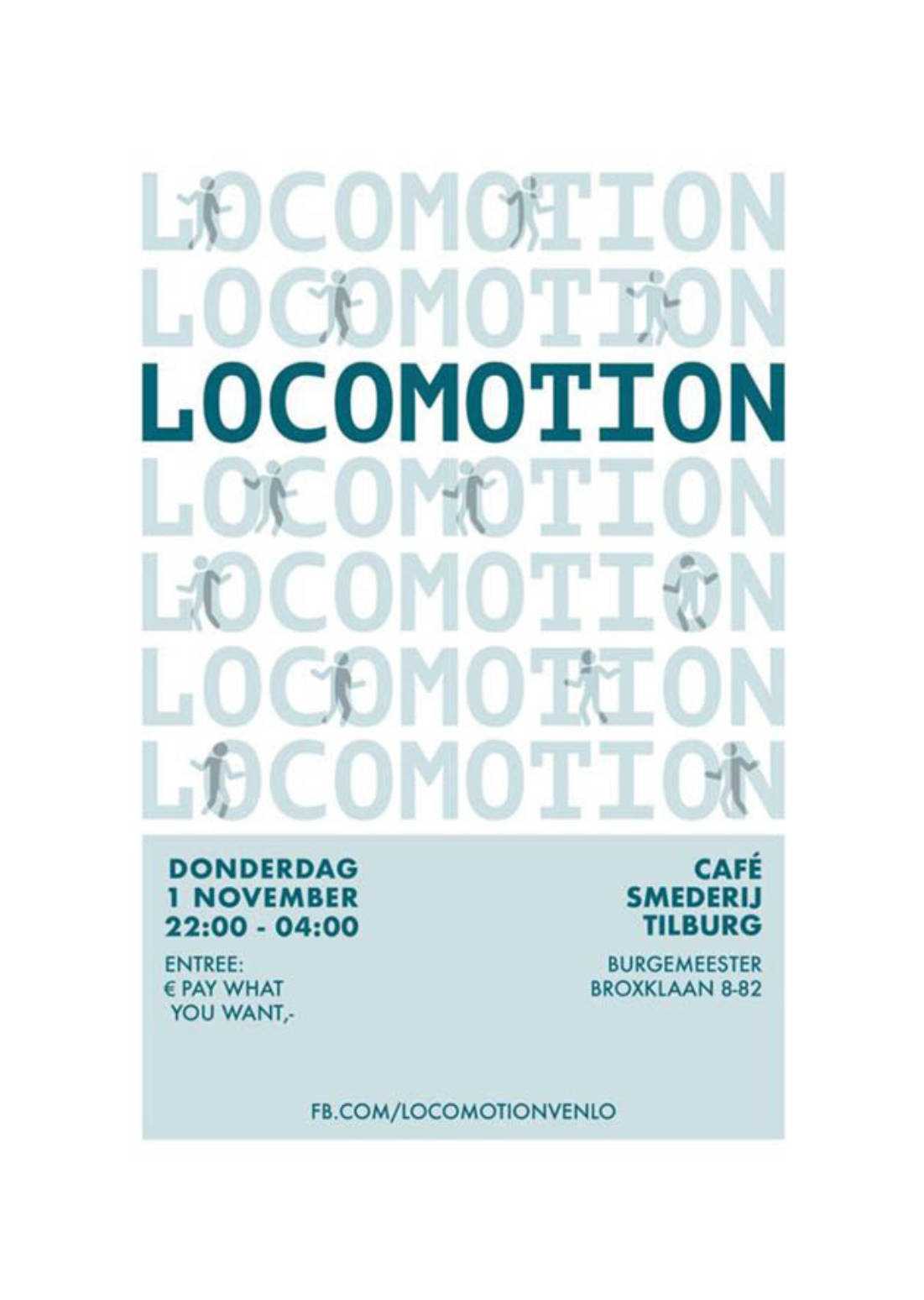 Locomotion x Club Smederij