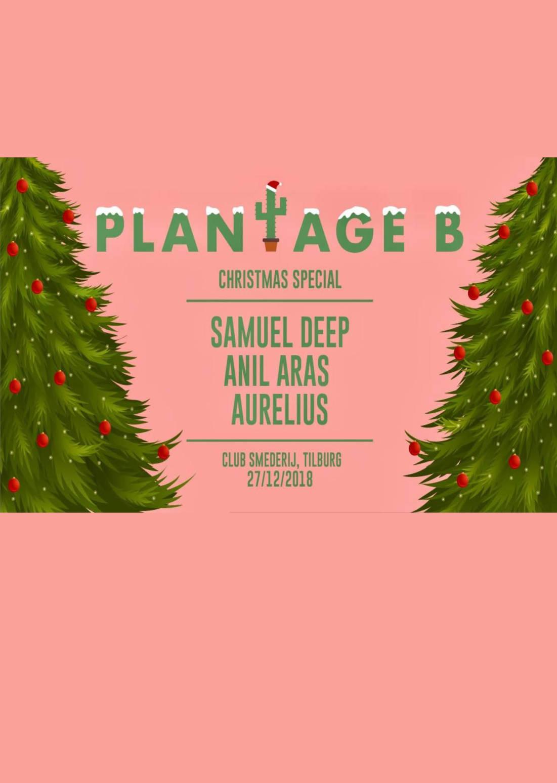 Plantage B | 3e Kerstdag Special
