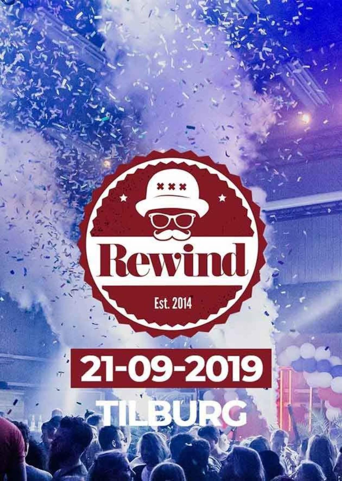 Rewind I Uitverkocht