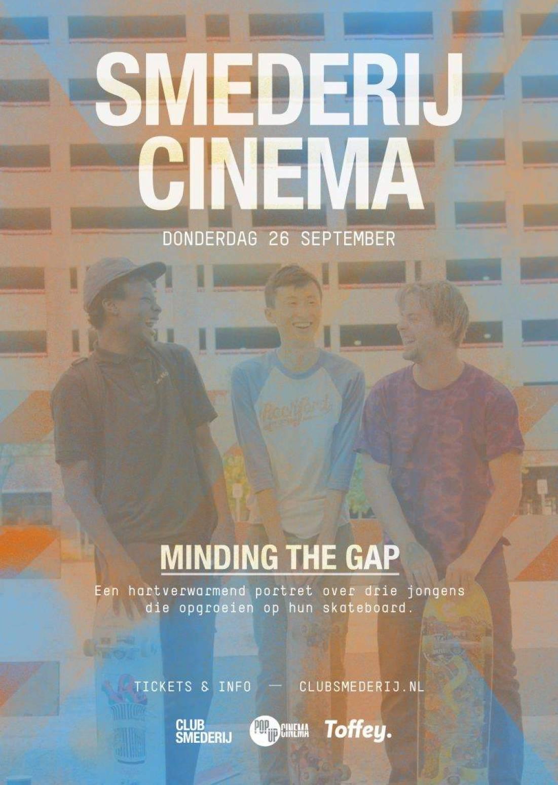 Smederij Cinema – Minding The Gap