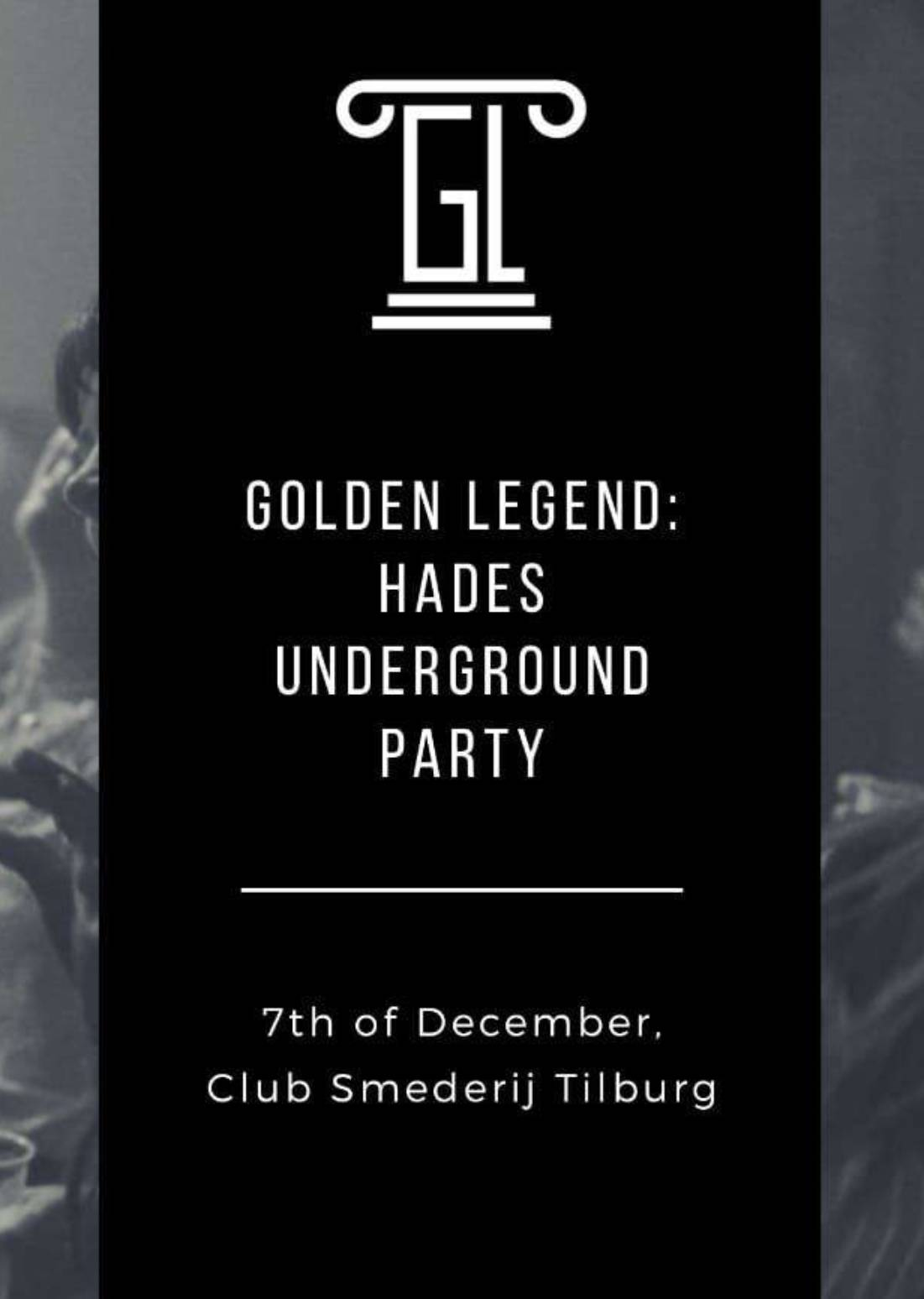 Golden Legend: Hades Underground Party