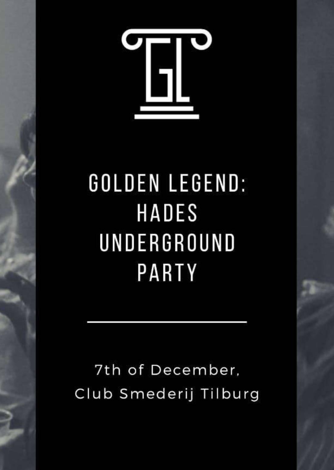Golden Legend: Hades Underground Party