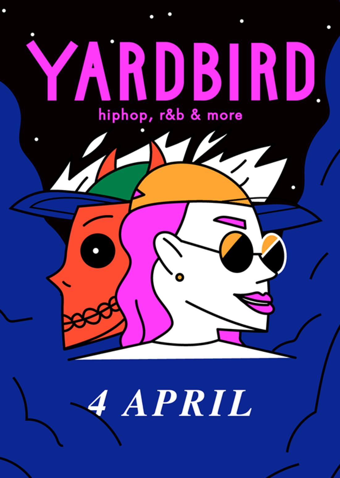 Yardbird (Verplaatste editie)