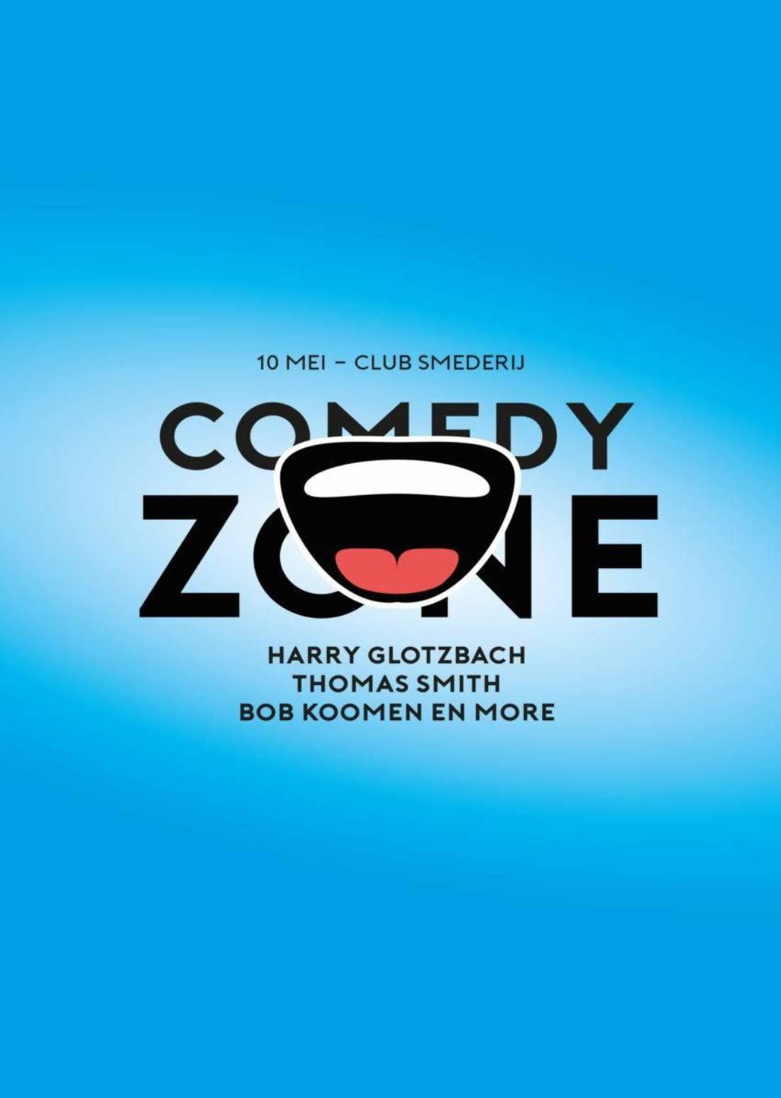 ComedyZone (Verplaatste editie)