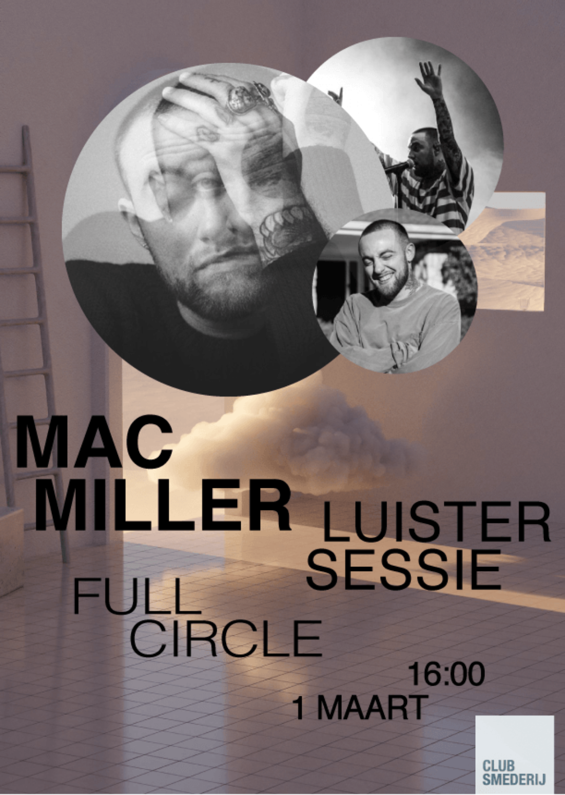 Mac Miller luistersessie: Full Circle