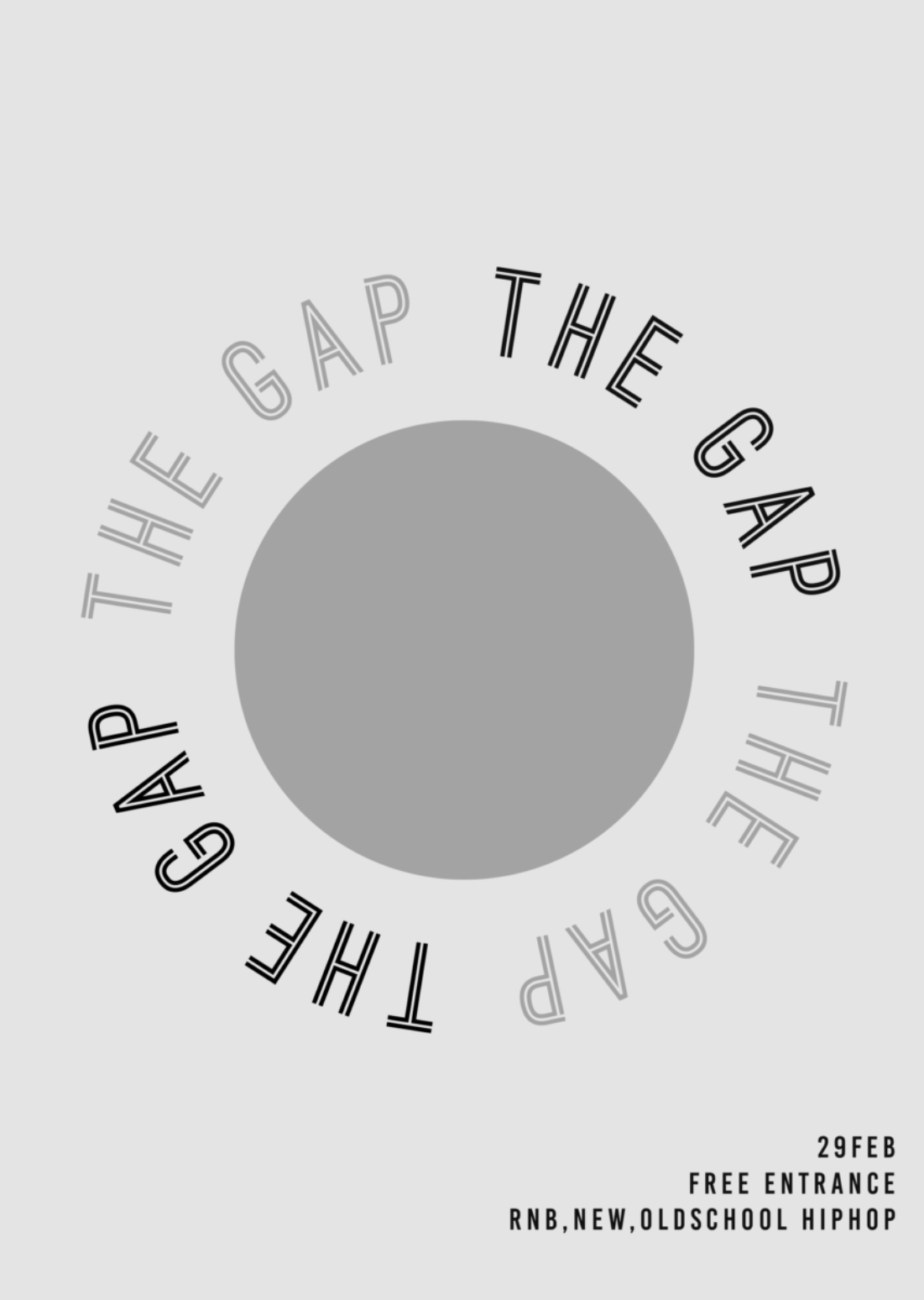 The Gap | Club Smederij