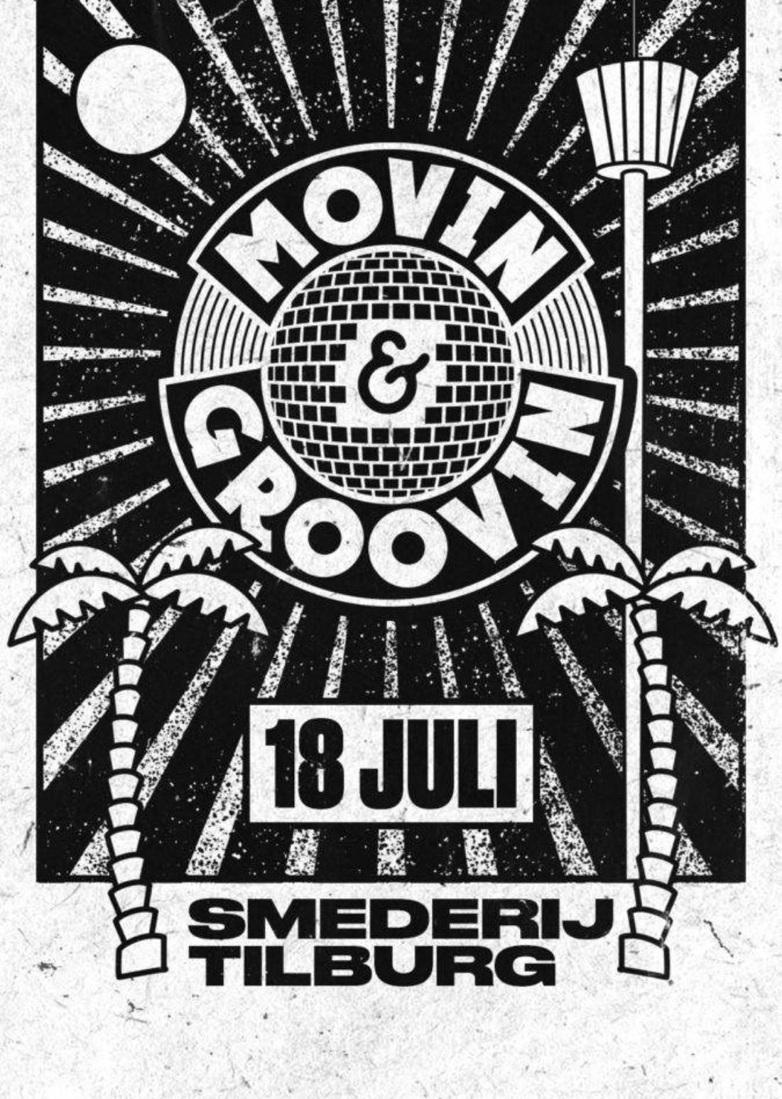 Movin' & Groovin' | Smederijtuin