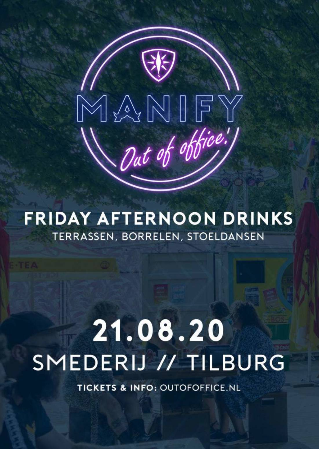 Manify: Out of office | Smederijtuin