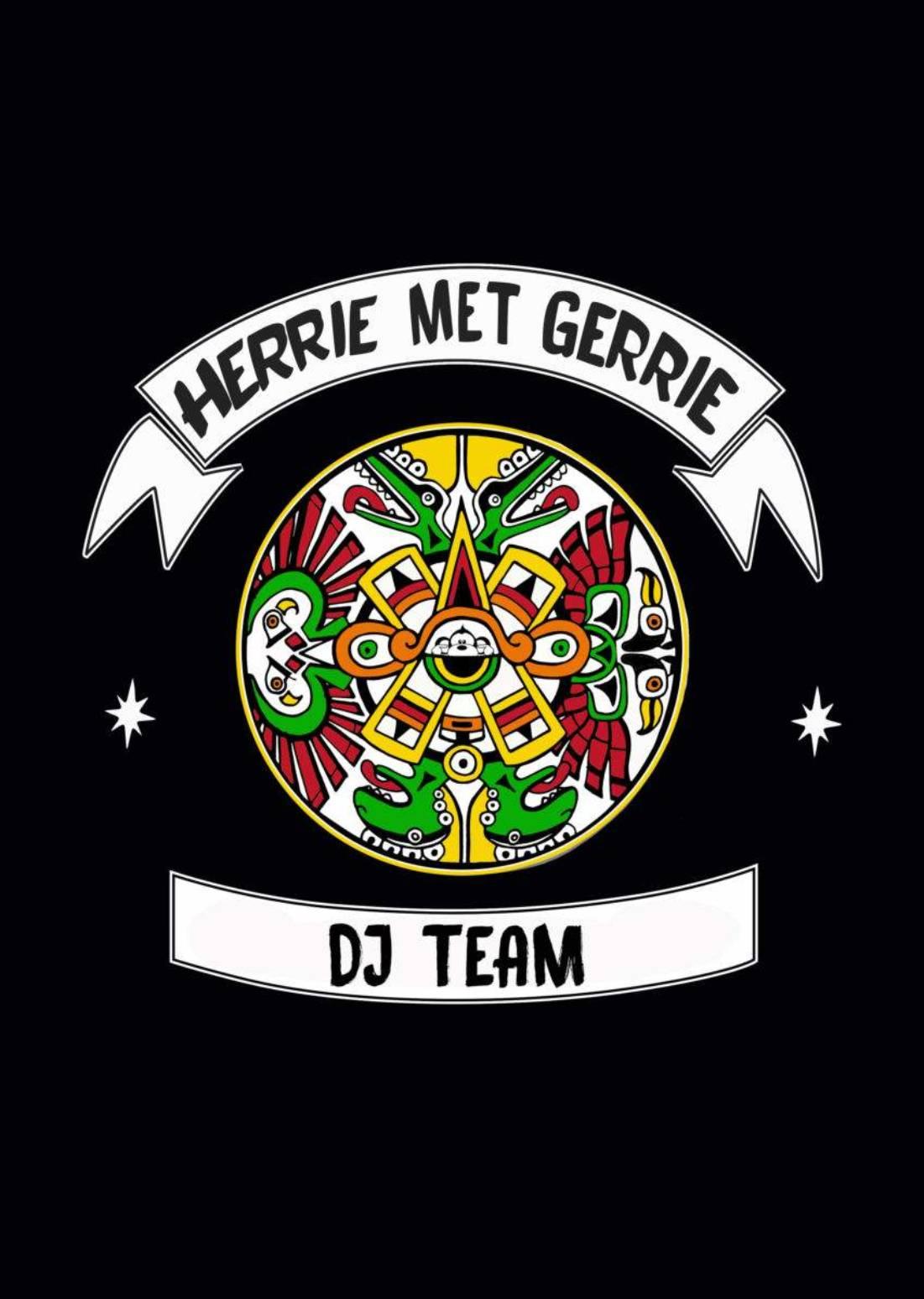 HERRIE MET GERRIE DJ TEAM | Smederijtuin
